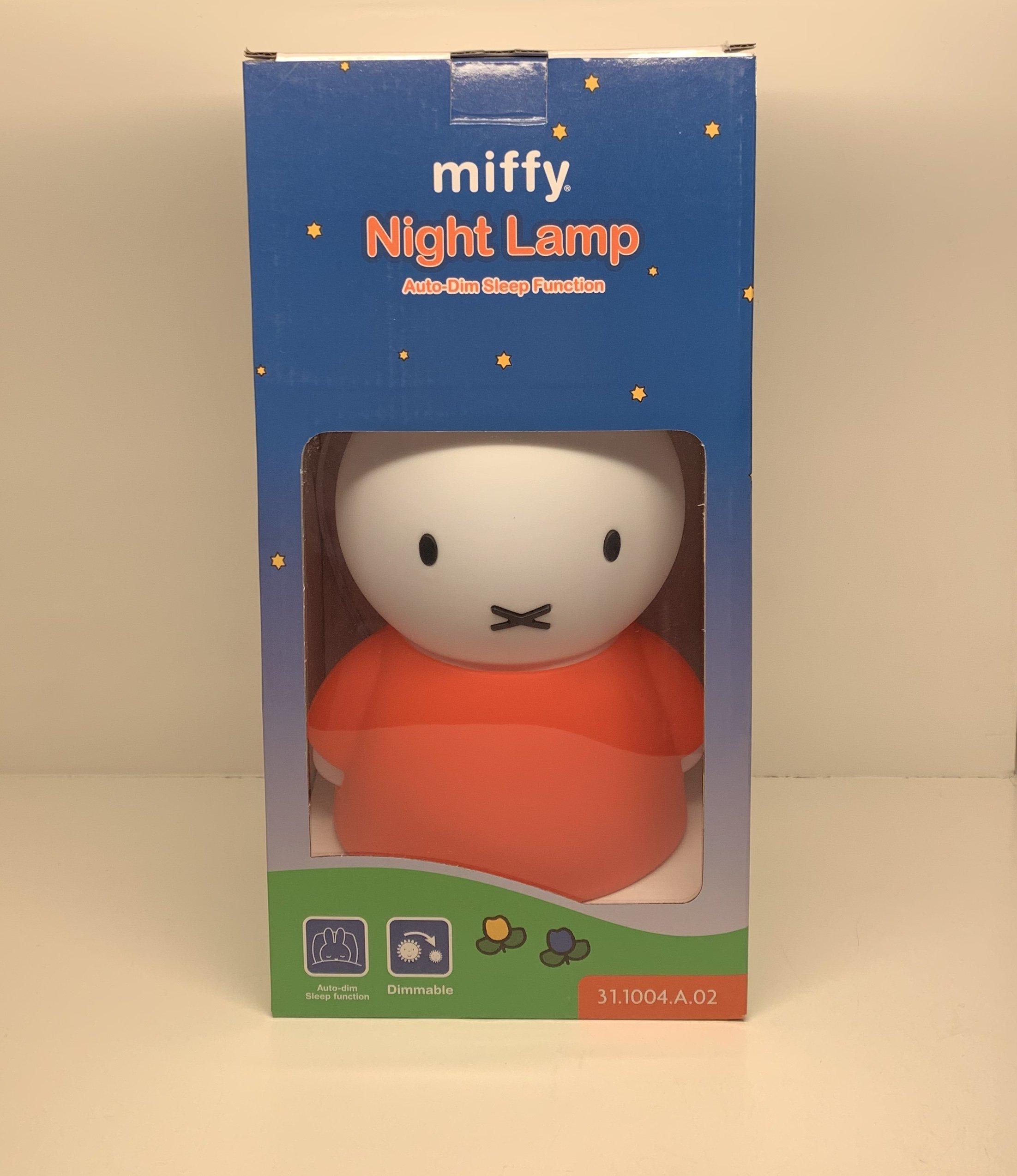 Lámpara de noche Miffy