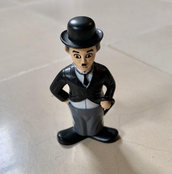 Chaplin cuerda