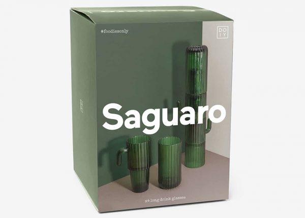 Vasos largos Saguaro