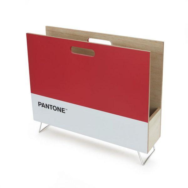 Revistero Pantone (rojo)
