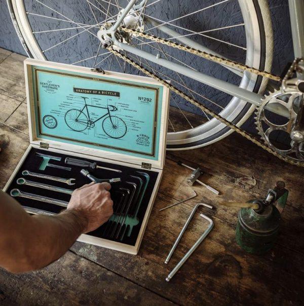 Estuche de herramientas para ciclistas