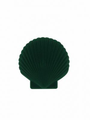 Joyero concha (verde)
