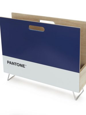 Revistero Pantone (azul)