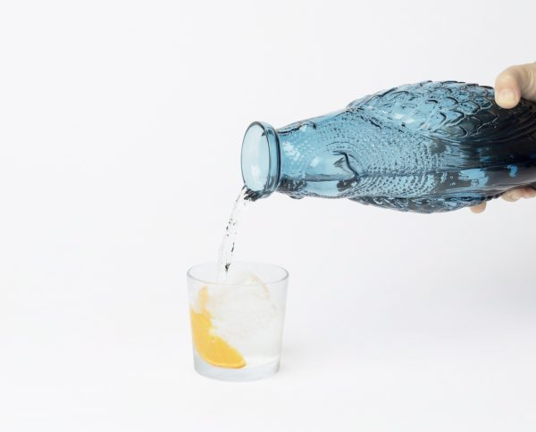 Jarra para agua Cockatoo (azul)