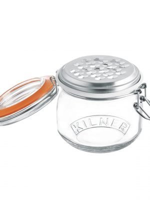 Bote rallador Kilner (0,5 L)