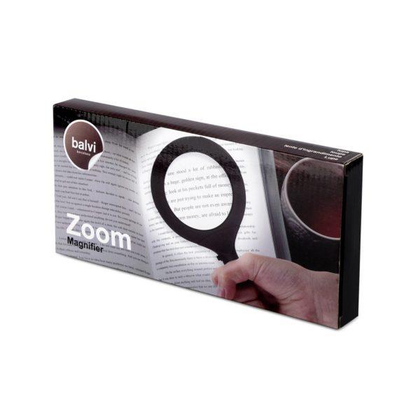 Lupa Zoom con luz LED