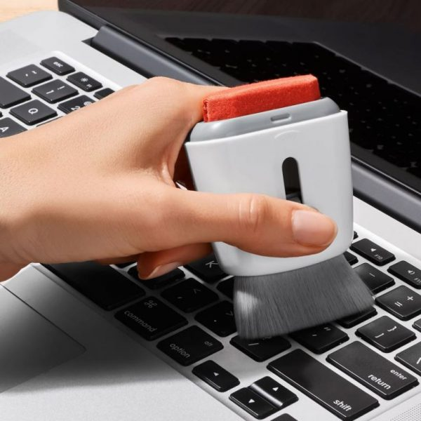 Limpiador de portátiles y tabletas 2 en 1
