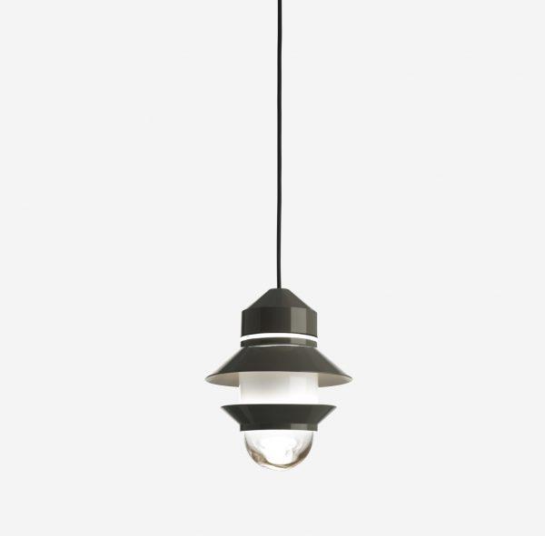 Lámpara Santorini (gris)