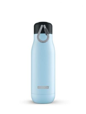 Zoku botella 500 ml (azul claro)