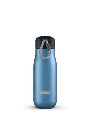 Zoku botella 350 ml (azul oscuro)