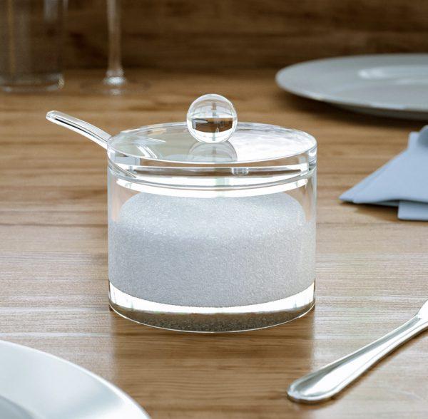 Azucarero + cuchara Sweet