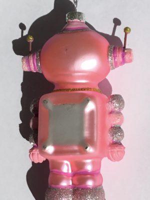 Robot Pink (cristal)