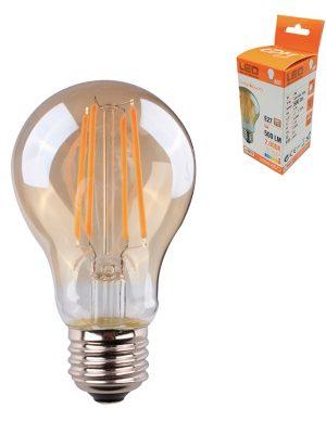 Bombilla standard con filamento LED E27