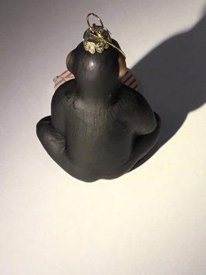 Chimpancé (cristal)