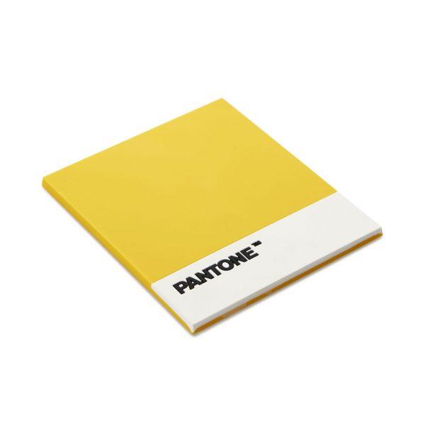 Salvamanteles Pantone (amarillo)