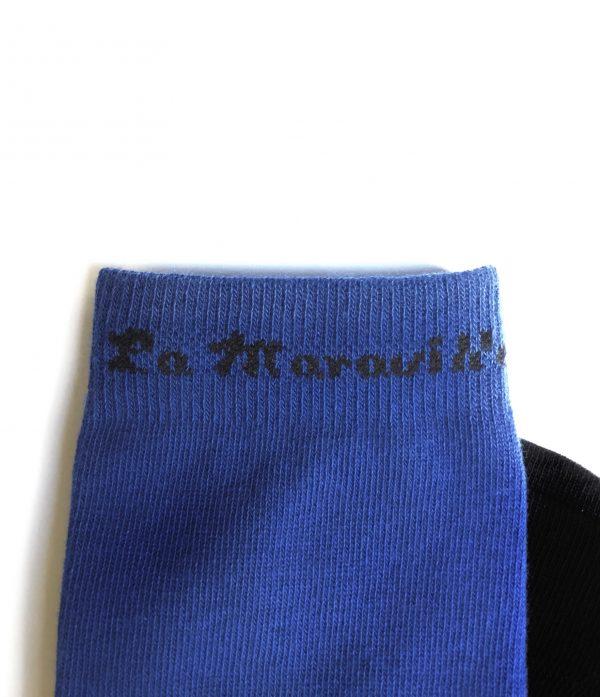 Calcetín La Maravilla (azul)