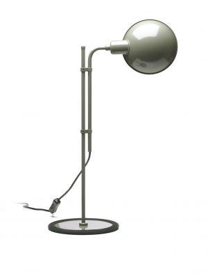 Lámpara de sobremesa Funiculí (gris musgo)