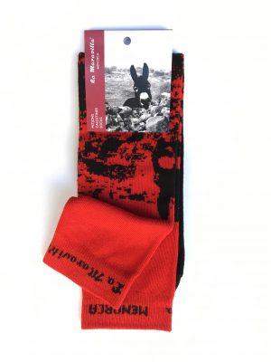 Calcetín La Maravilla (rojo)