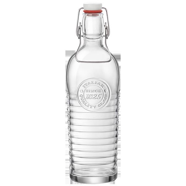 Botella hermética con asa (120 cl)