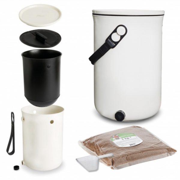 Compostador de cocina Skaza Bokashi Organko