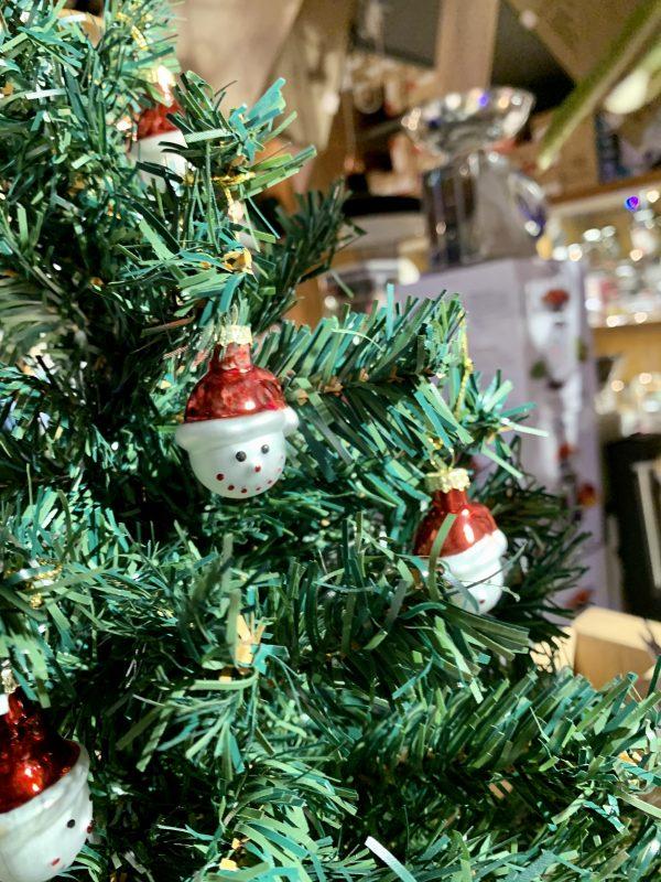Mini árbol de Navidad (35 cm)