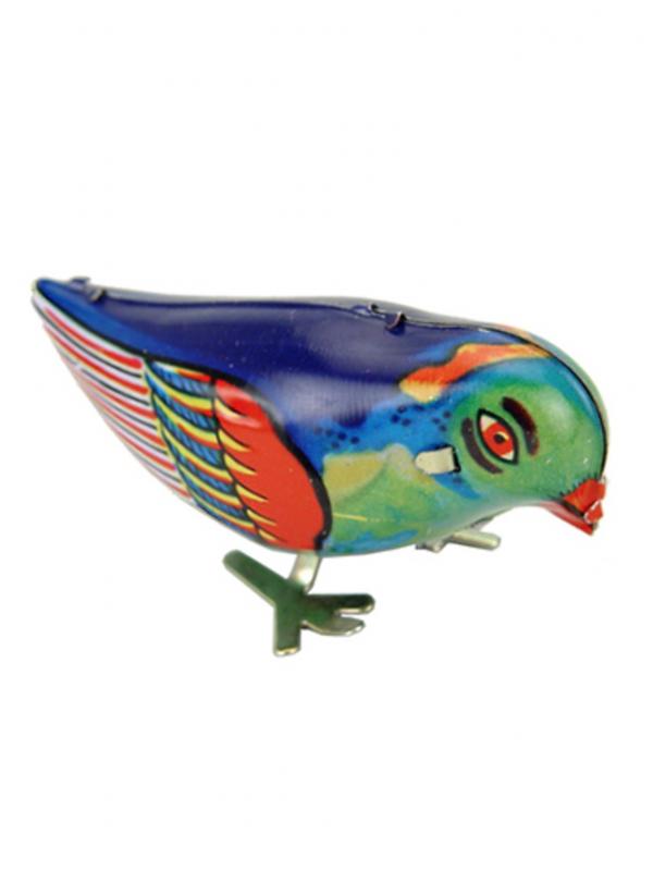 Pájaro azul