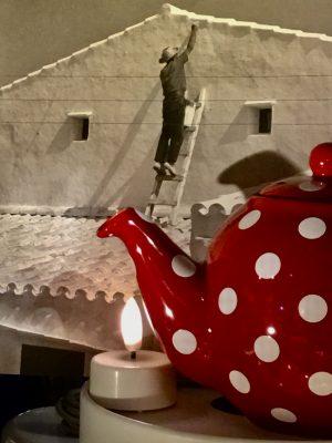 Tealight eléctrica Uyuni