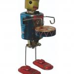 Robot reciclado India