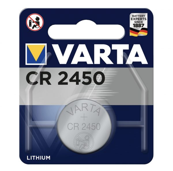 Pila Varta CR2450