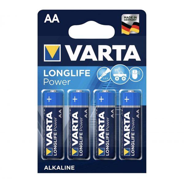 Pila alcalina Varta LR6 AA