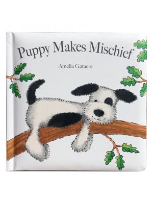 «Puppy Makes Mischief» ('Puppy y sus travesuras')