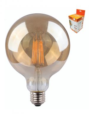 Bombilla globo LED E27 (Ø 12,5 cm)