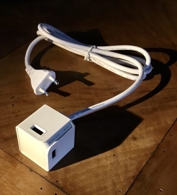 USBCube con alargadera 4 USB