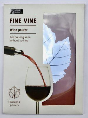Boquilla antigoteo para vino