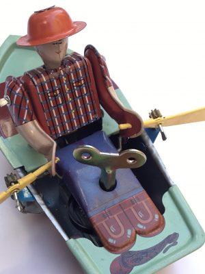 Barquero Sombrero