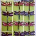 Broche libélula