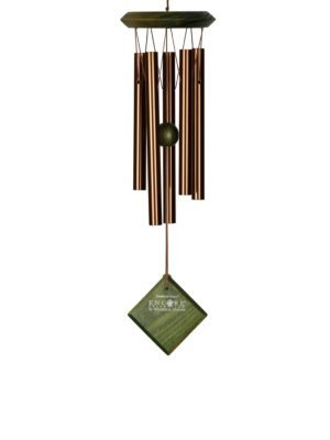 Campana de viento Marte (bronce)